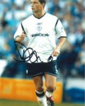 Dean Holdsworth Footballer - Genuine Signed Autograph 8004